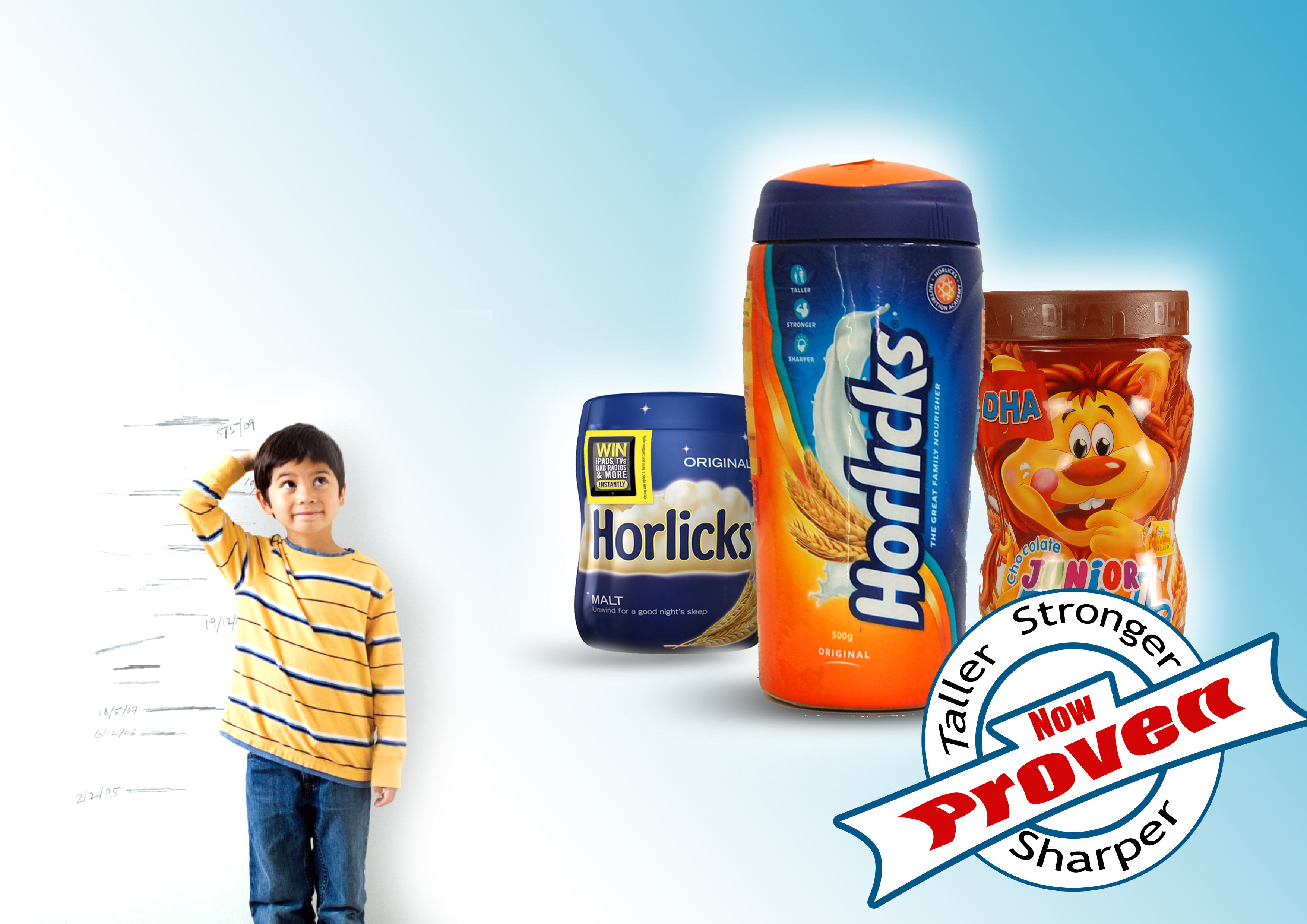 assignment on horlicks His last assignment was as director,  grey's jishnu sen joins future retail as head of marketing  race for horlicks: who will benefit most.